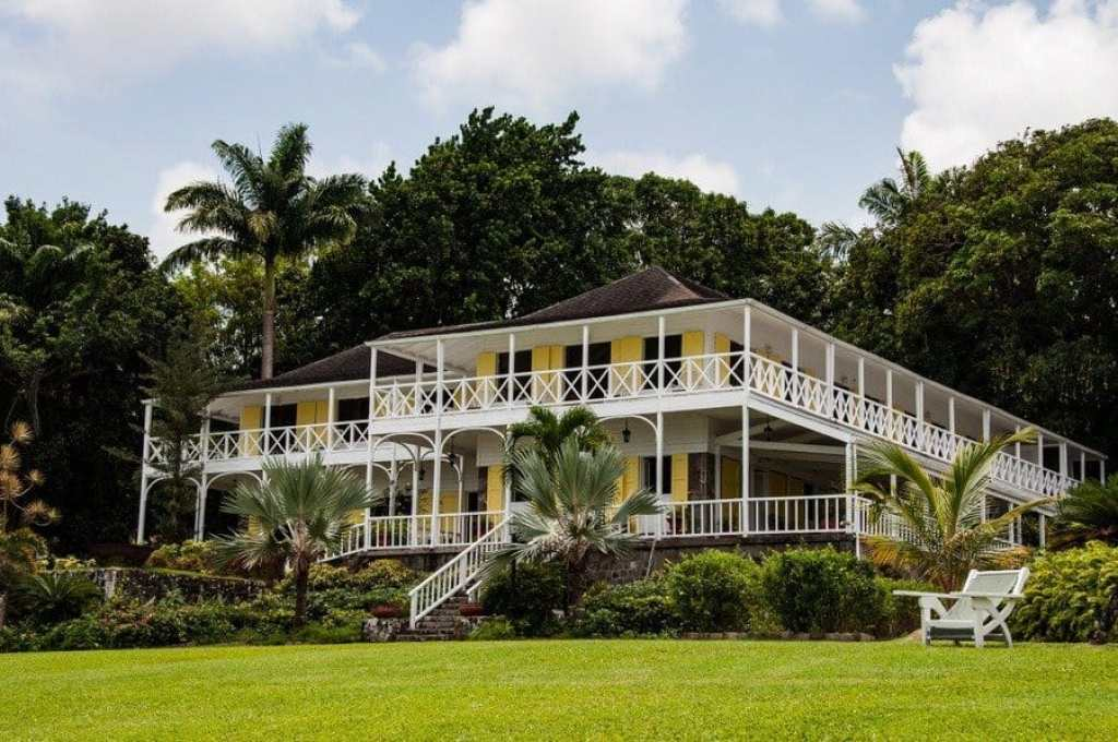Ottley Plantation Inn, St Kitts
