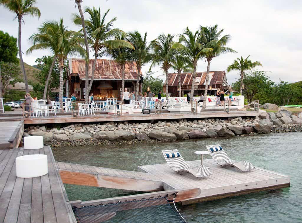 Salt Plage Bar, St Kitts