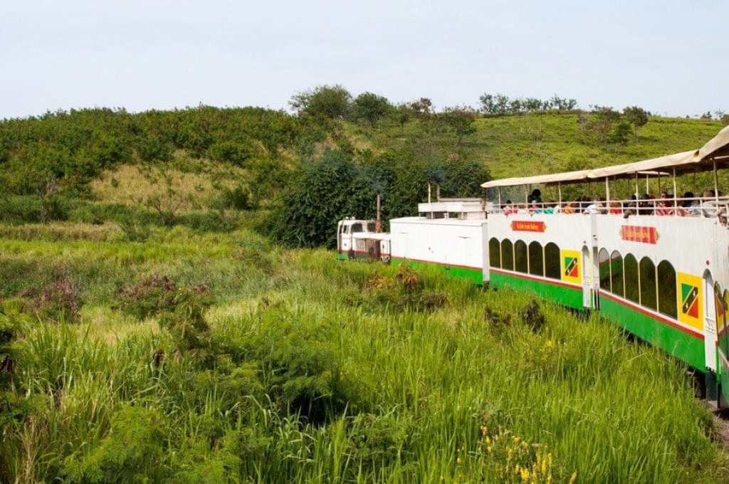 St Kitt's Scenic Railway