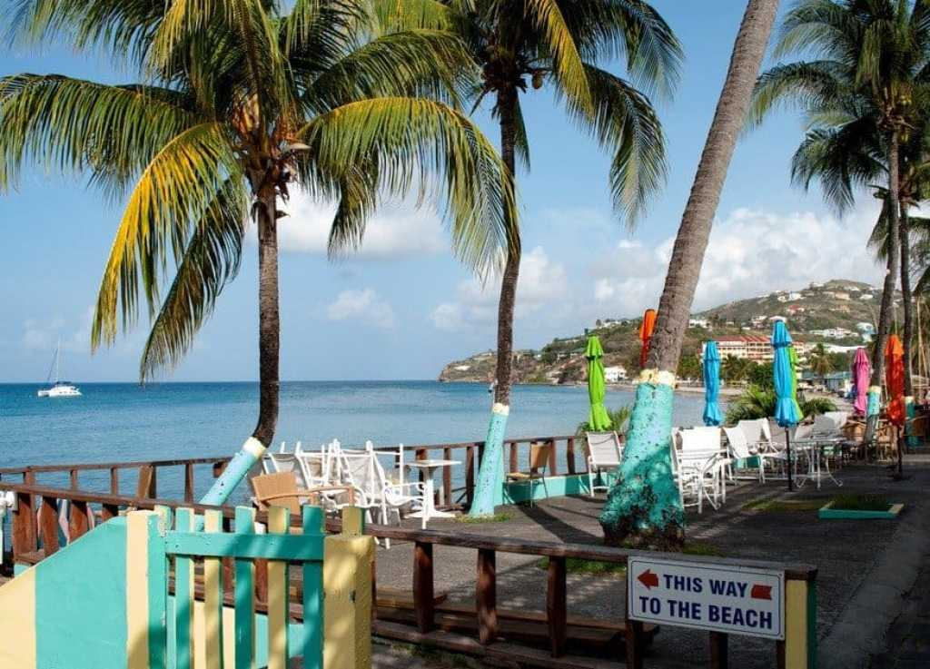 Timothy Beach Resort, St Kitts