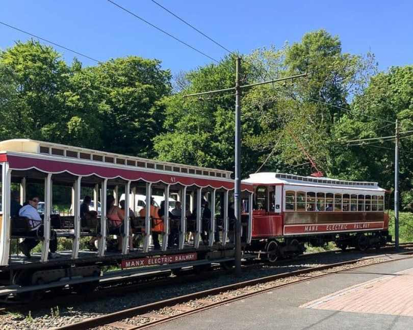 Electric-railway-isle-of-man