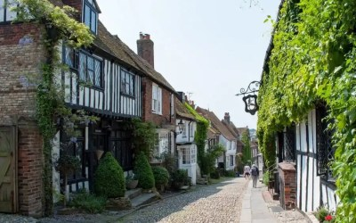 A Weekend Break in Rye, East Sussex