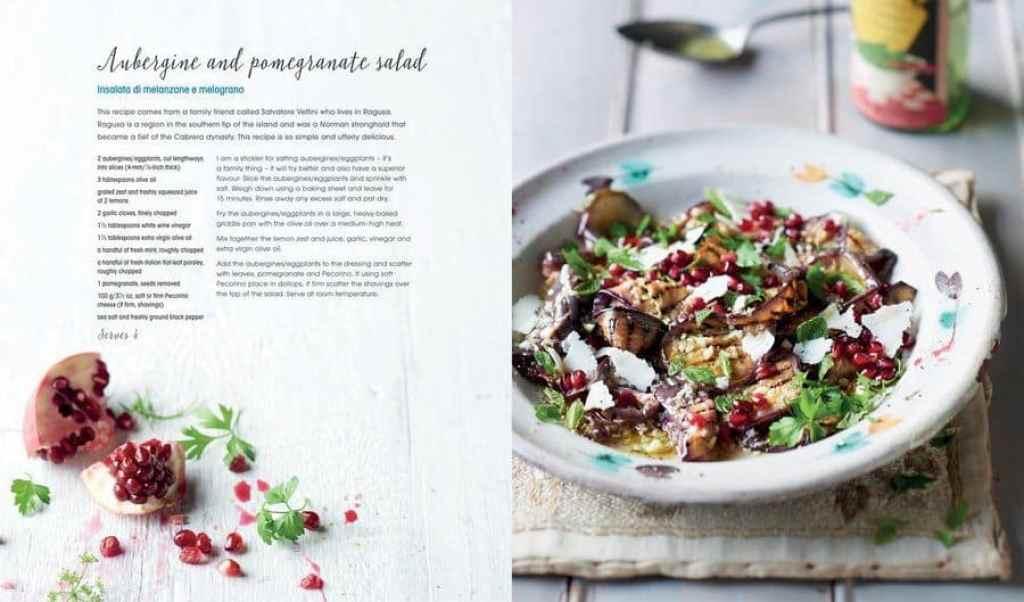 aubergine-and-pomegranate-salad