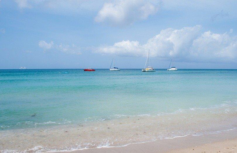 Frigate Bay, St Kitts