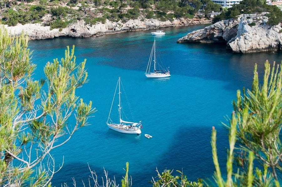 Cala Galdana - what to see in Menorca
