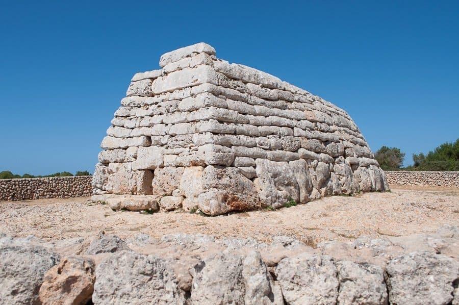 Naveta d'es Tudons Menorca