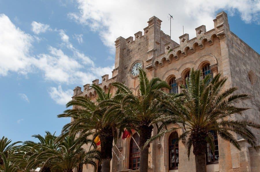 Town Hall Ciutadella