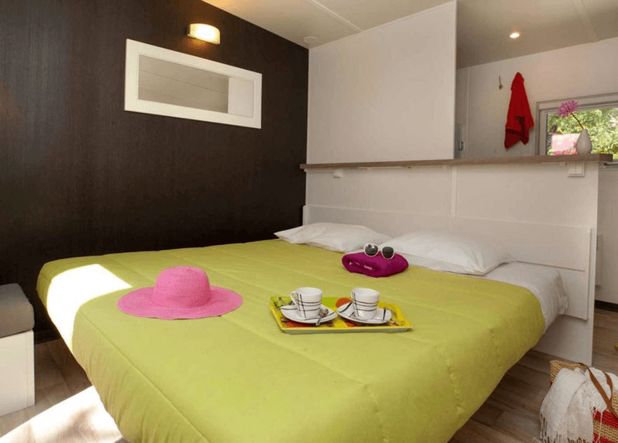 Yelloh Village Ilbarritz bedroom