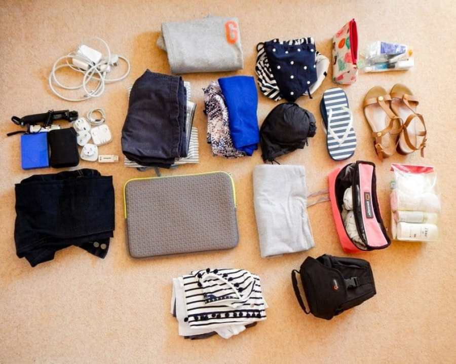 Packing for France