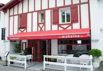 Mahaina, Bidart