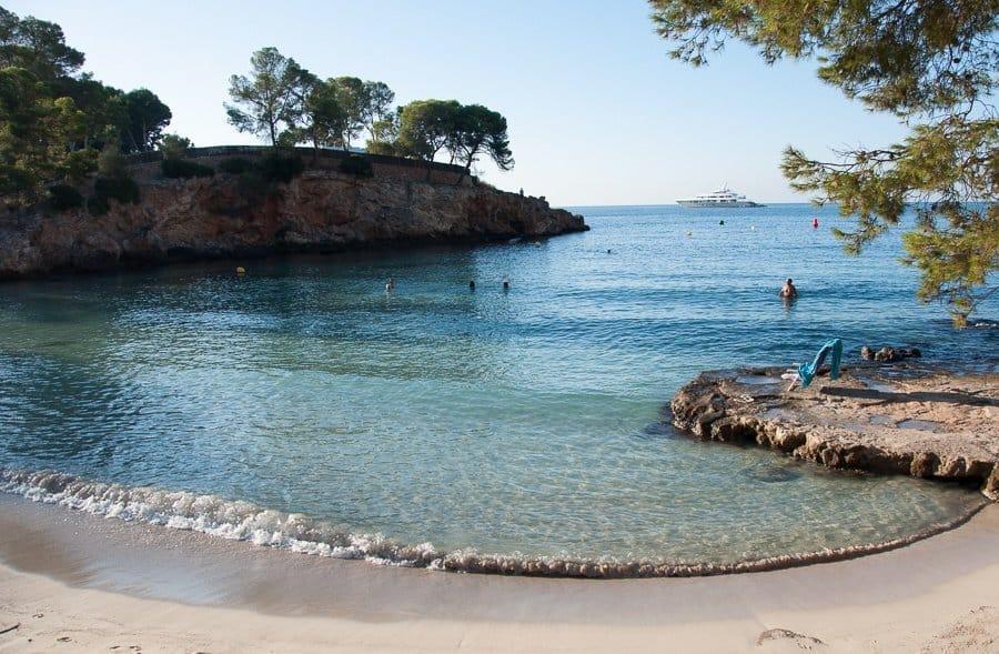 Beach at Iberostar Grand Portals Nous