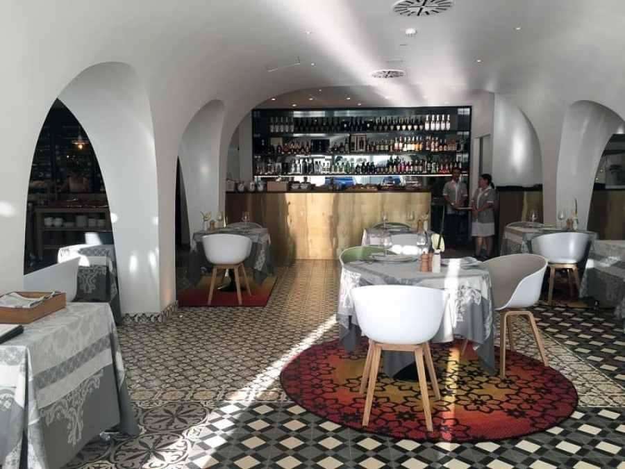 Astir Restaurant Iberostar Grand Hotel Portals Nous