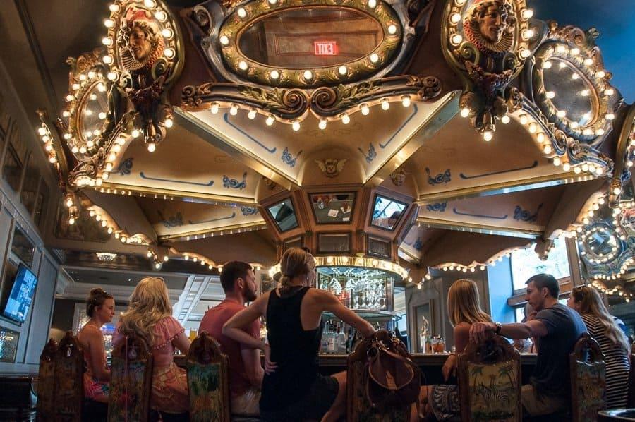 Carousel Bar, Hotel Monteleone, New Orleans