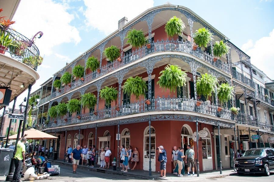 3 days in New Orleans