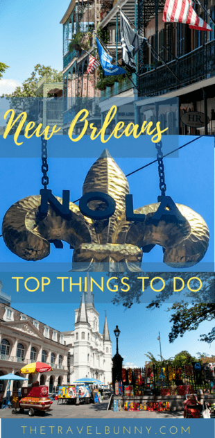 3 days in new orleans what to see and do in the big easy for Things to see new orleans