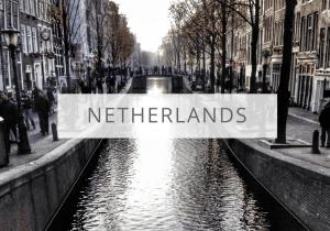 Netherlands bucket list