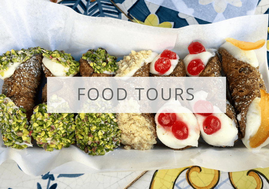 The Travelbunny Food Tours