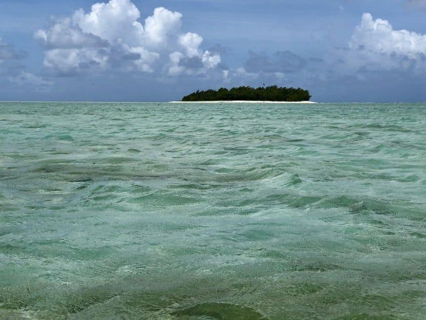 Ile aux Coco island Mauritius