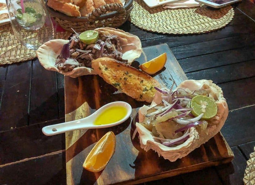 Food Rodrigues Island Mauritius