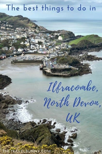 A travel guide to visiting Ilfracombe, North Devon. What to see and do