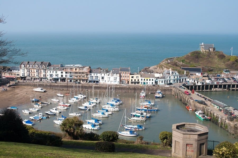 View of Ilfracombe Harbour