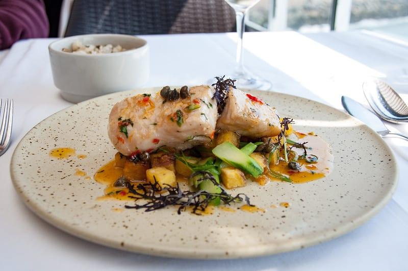 Sea Bass, Lima Food Tour