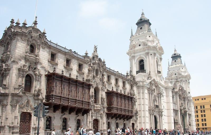 Archbishop's Palace, Lima