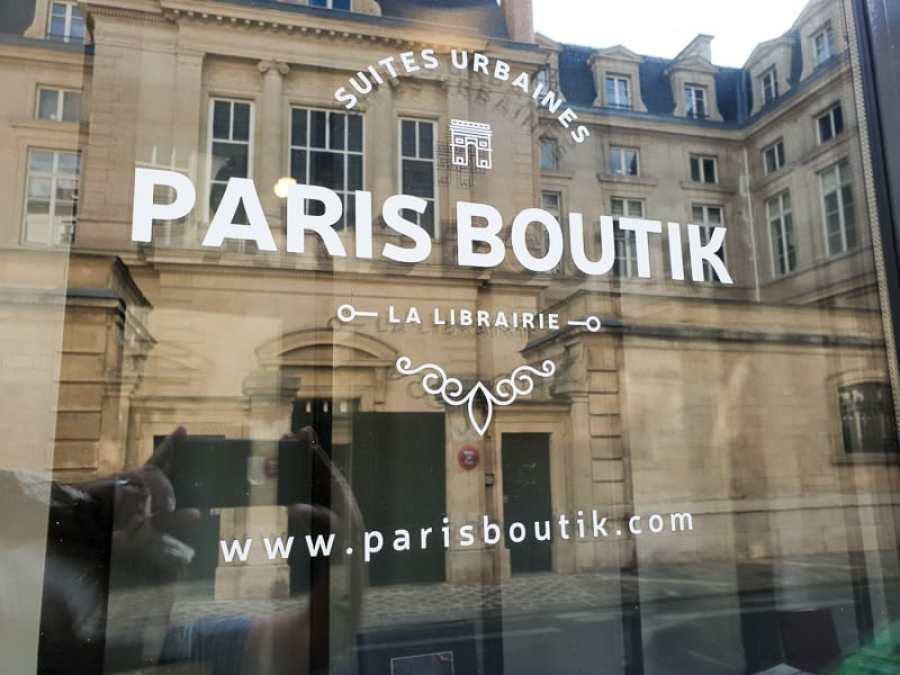 Paris Boutik La Librairie