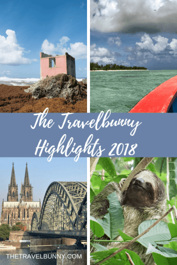 Travelbunny Highlights 2018