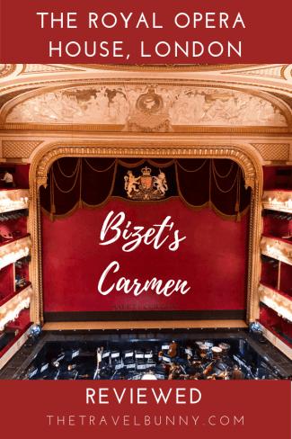 Royal Opera House, London, main stage