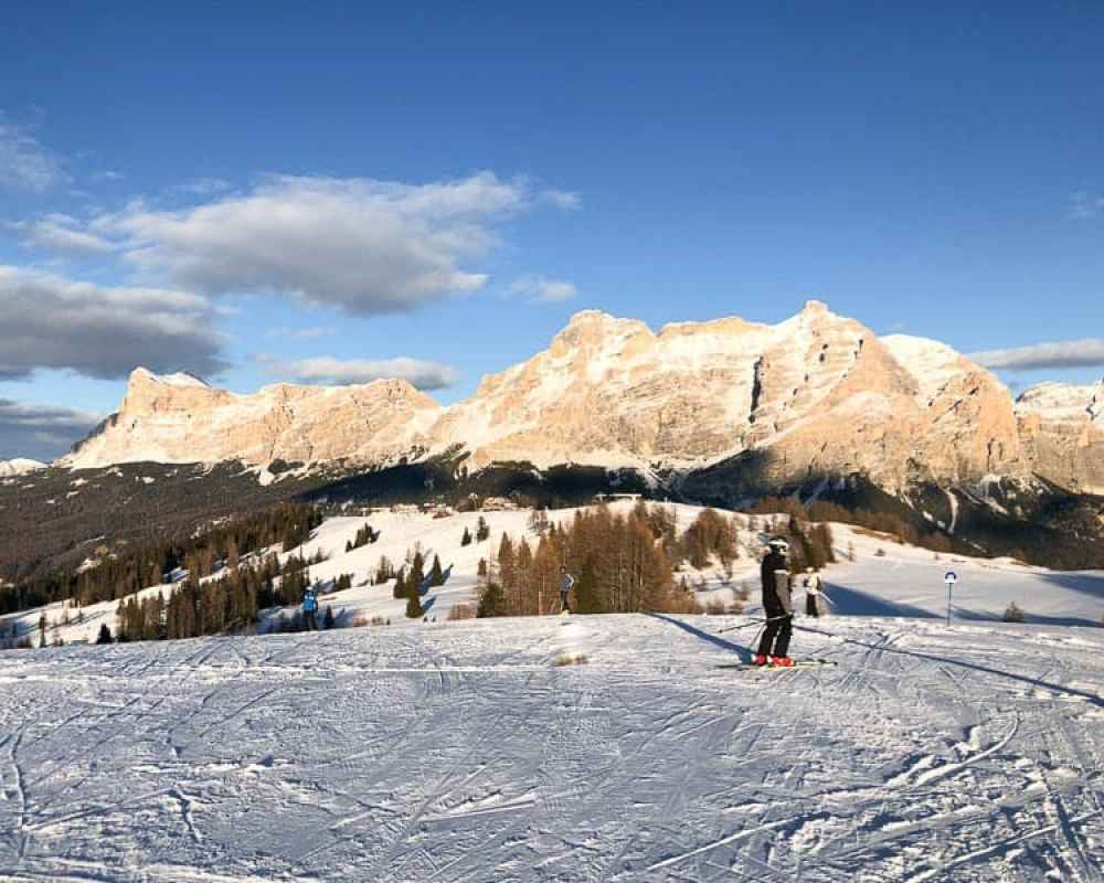 Alta Badia Ski Resort, Italy