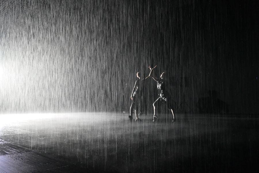 The Rain Room, Sharjah