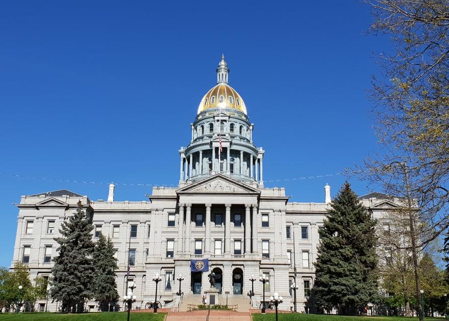Colorado State Capitol Building, Denver