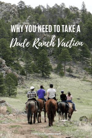 Colorado Dude Ranch Vacation