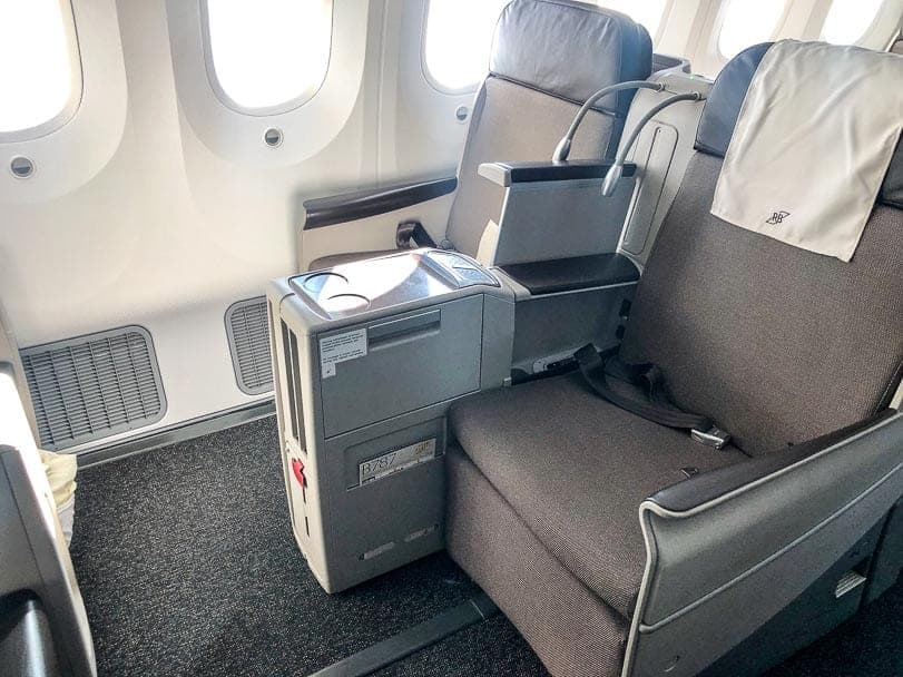 Royal Brunei Airlines Review – London to Brunei
