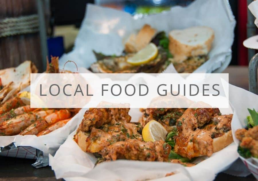 local food guides