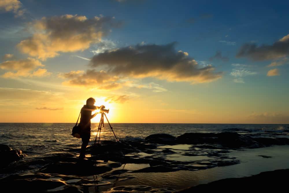 How to build a travel photography portfolio