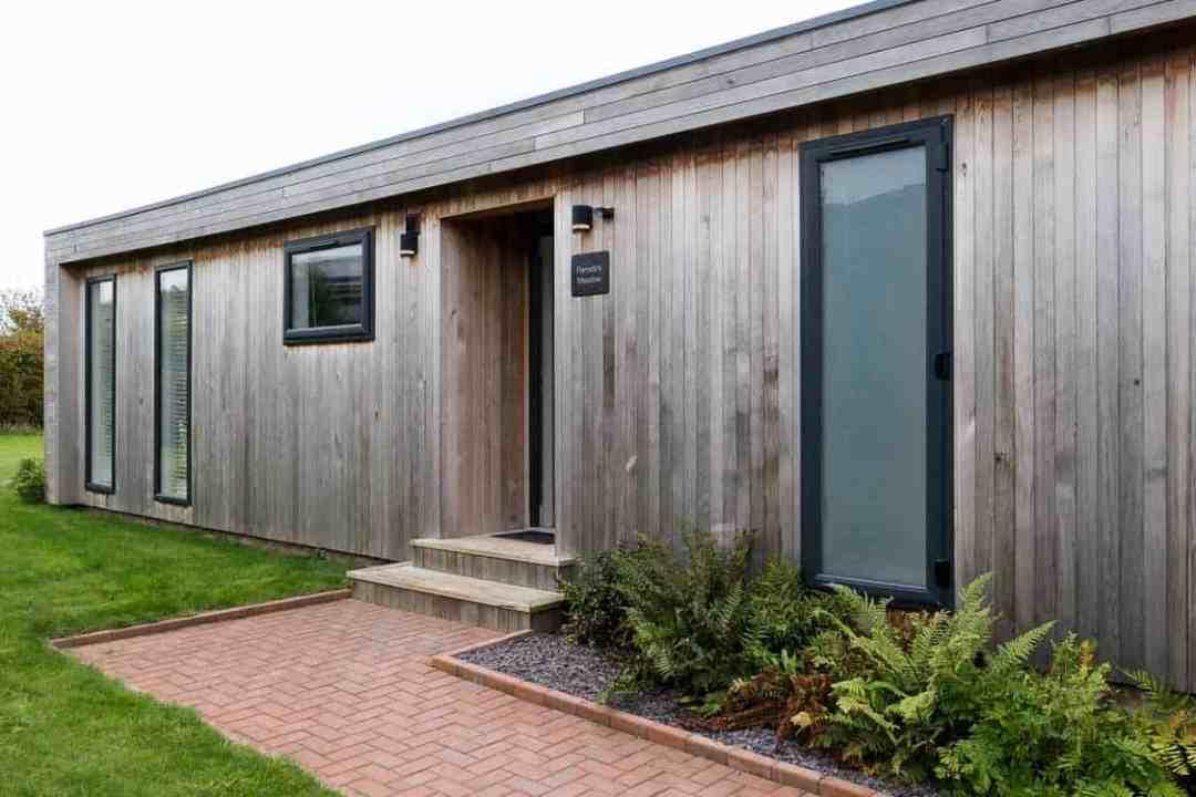Luxury lodge, Strawberryfield Park, Somerset