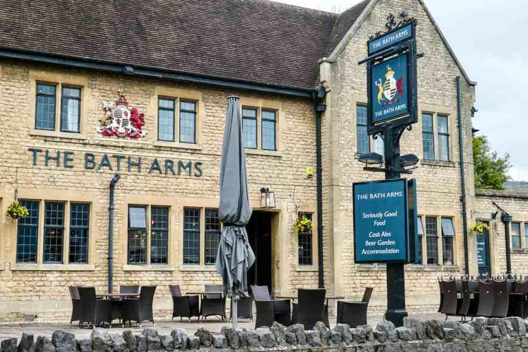 The Bath Arms, Cheddar