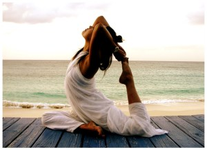 Relax with a free week of yoga.