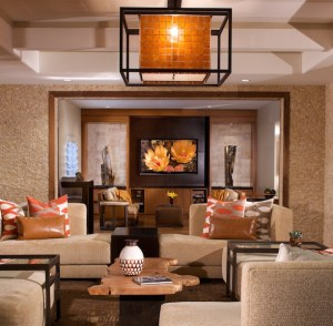 The Gold Lounge at Fairmont Scottsdale