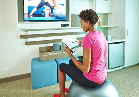 Get Fit without ever leaving your room