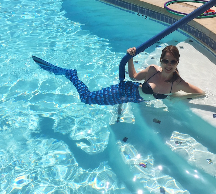 Mermaid for a Day