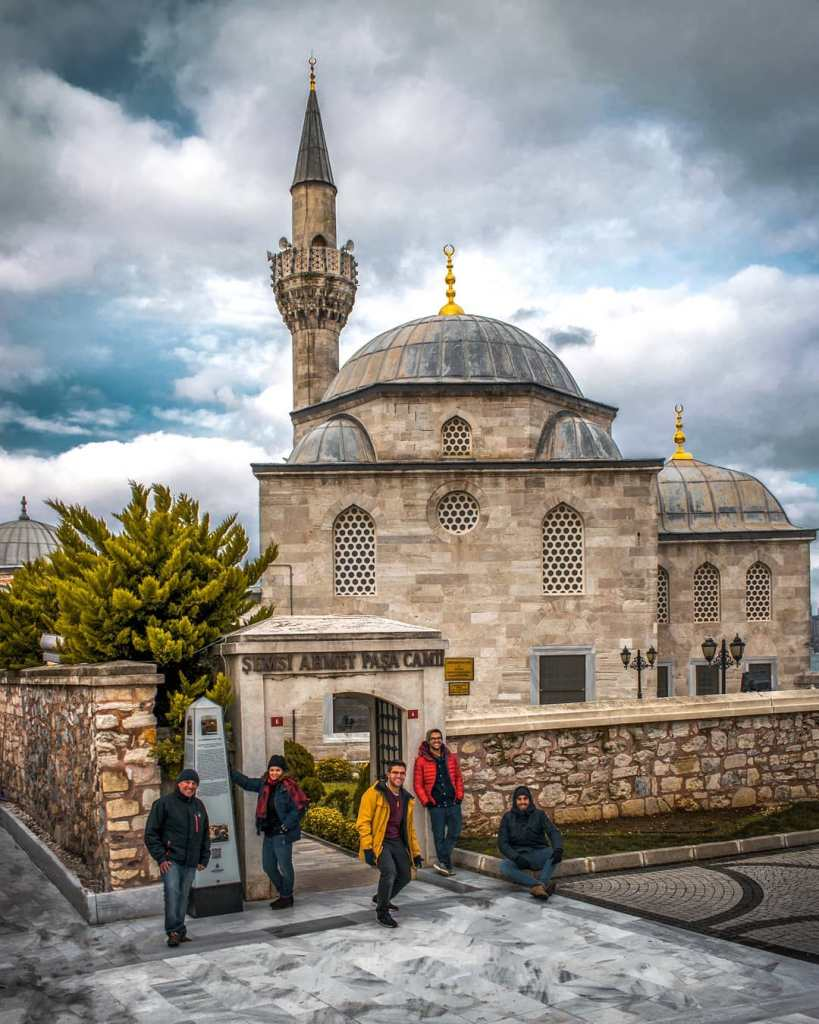 Famous-mosques-of-turkey