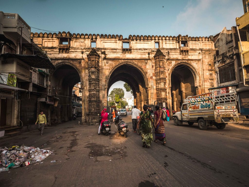 The-gates-of-ahmedabad