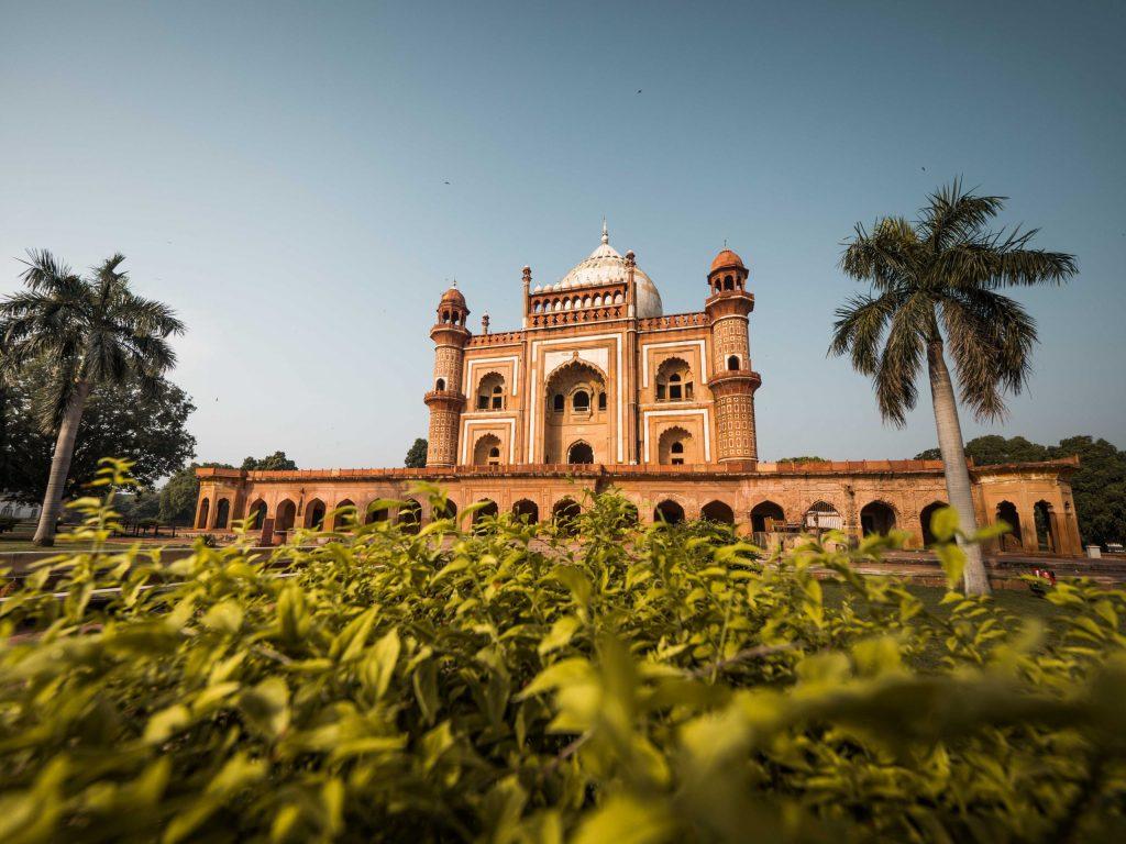 safdarjung-tomb-architecture