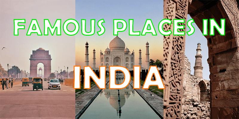 India-famous-places