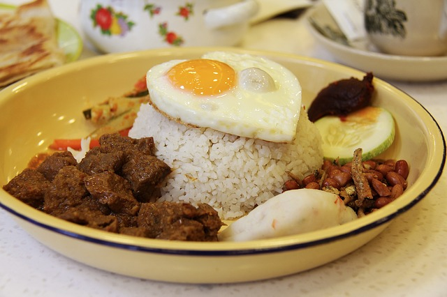 Traditional Food From Indonesia