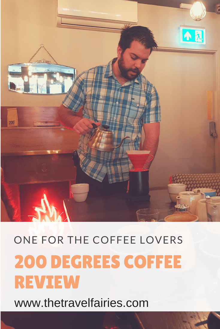 200 Degrees Coffee