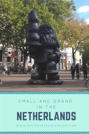 Small and Grand in the Netherlands. #netherlands #travel #travelblog
